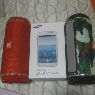 Galaxy grand and speaker free 500