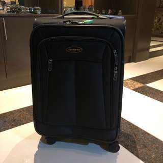 "Authentic Samsonite Luggage 20"" carry on"