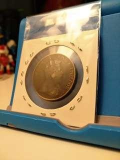 1905年一仙1仙壹仙港幣