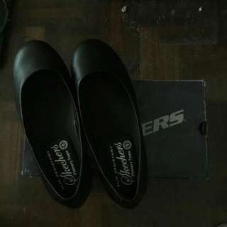Original Skechers Black Shoes For Girls