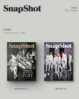 [PREORDER] IN2IT - SNAPSHOT