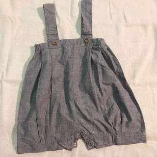 Jump suit (size 9-12months)