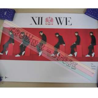 [CRAZY DEAL 90% OFF FROM ORIGINAL PRICE][READY STOCK]SHINWA KOREA OFFICIAL POSTER!!NEW! OFFICIAL ORIGINAL FROM KOREA (SELAED) (PRICE NOT INCLUDE POSTAGE) SHIP USING TUBE
