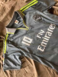 Real Madrid football jersey
