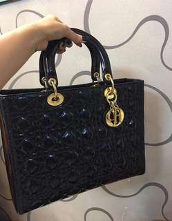 Lady Dior Bag large size