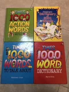 1000 words dictionary
