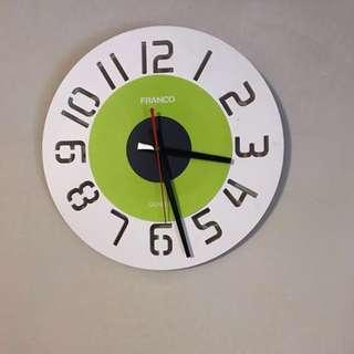🚚 時鐘。