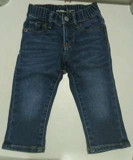 Authentic Baby Gap denim pants for baby boy