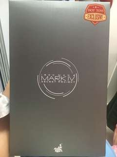 Hot toys ironman2 mark IV secret project