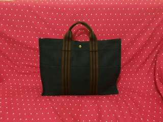 AUTHENTIC HERMES TOTE BAG
