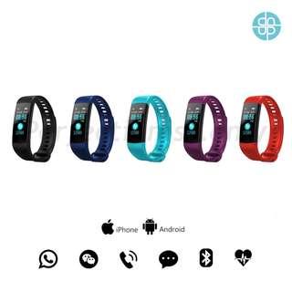 智能手環 運動手環 智能手錶 彩屏