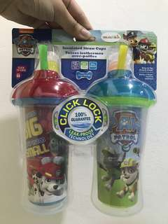 Munchkin Insulated Straw Cup