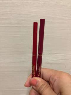 BN Authentic Tarte Lip Crayon