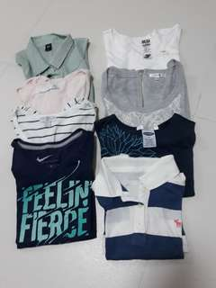 Girls bundle Clothings
