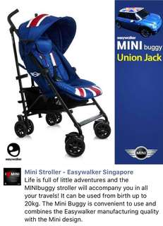 Mini Cooper Easywalker