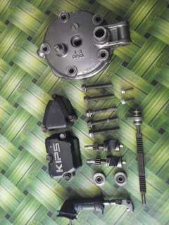 Kawasaki kips kr150 head dan power valve