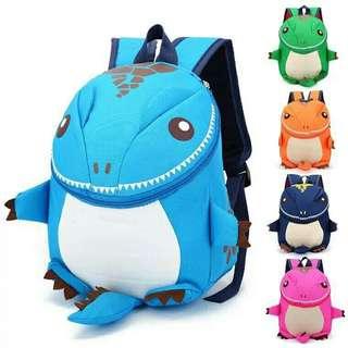 Kids Backpack Dinasour