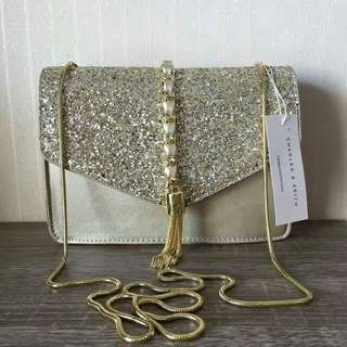 Charles & Keith Chain Shoulder Bag
