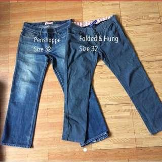 Sale ❗️❗️❗️Set of Branded Denim Pants for Men