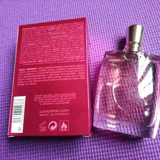 Lancome miracle authentic