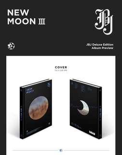 JBJ New Moon Final álbum