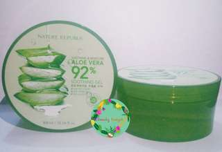 100% Original Nature Republic Gel Aloe Vera