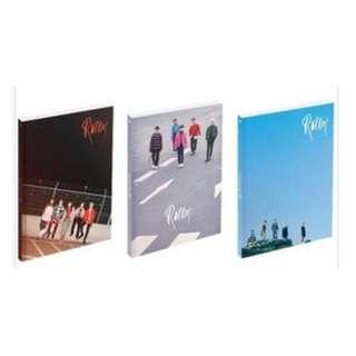 PO: B1A4 7th mini album Rollin