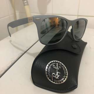 Ray Ban RB4195 LiteForce (Silver)