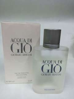 Giorgio Armani Acqua Di Gio authentic