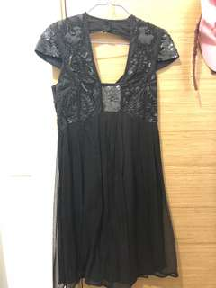 French Connection embellished dress 連身裙