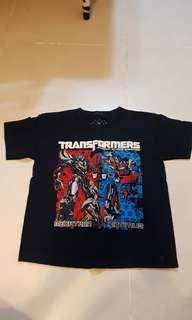 Clearance - $5 Transformer USS Boy's t-shirt (Size M)