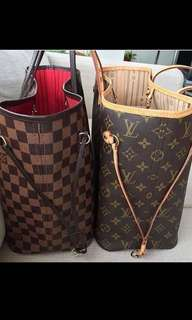 LV USED ONCE
