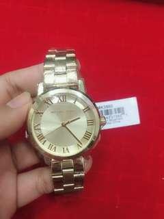Norie Ladies Gold Tone Watch MK