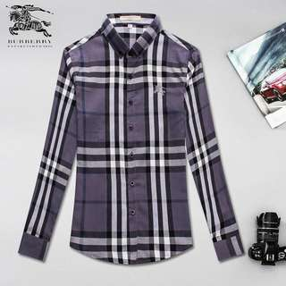 Burberry Ladies Long Sleeve Shirt