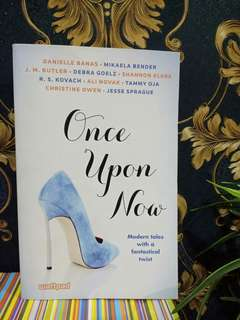 JUAL IMPORTED NOVEL : ONCE UPON NOW