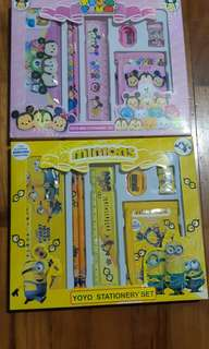 Stationery Set 6-in-1