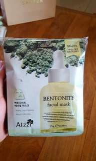 Atzzi Bentonite Facial Mask 25g
