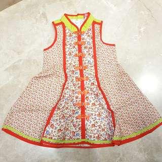 Dress Cheomgsam 2-3thn