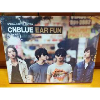 CNBLUE EAR FUN SPECIAL ADDITION 正信版 全新未拆