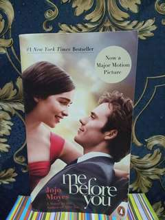 JUAL IMPORTED NOVEL : ME BEFORE YOU