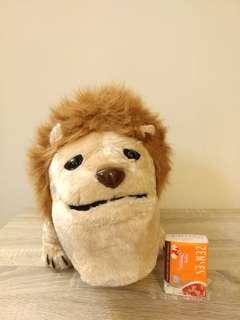 戽斗動物園 大下巴獅子