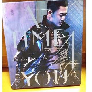 林峯 親筆簽名  《A Time 4 You》CD+DVD