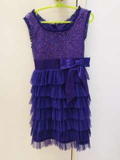 Purple Dress #letgo4raya