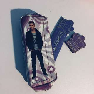 Madame Tussauds Justin Bieber Pencil Case