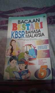 Bacaan Bestari KBSR