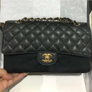 Authentic Chanel Classic Medium Flap Bag