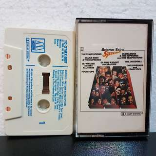 Cassette》Motown Extra Special