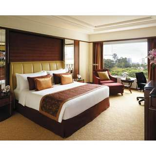 Weekend Getaway@Shangri-La KL: 2 Nights Weekend Stay at the exclusive Horizon Club Executive Room with Horizon Club Lounge access