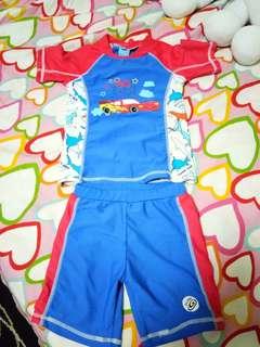 Ogival bby boy swim suit 1/2y