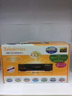 Teledevice HD-3223RM(S1)